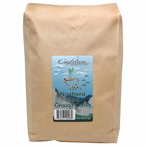 Cafvina Northwest Blend - Ground (5 lbs)-Coffee Beans & Grounds-Cafvina-Carry Out Supplies