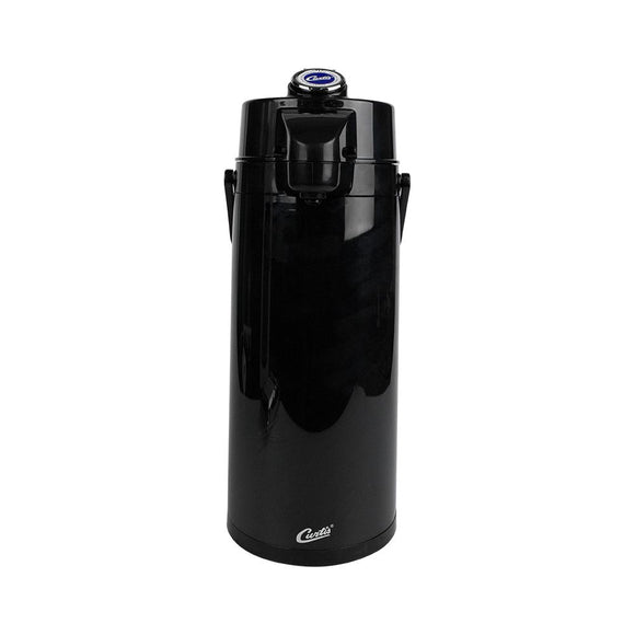 Curtis 2.2 Liter Lever Airpot - Black-Smallwares-Karat-Carry Out Supplies