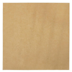 "Custom Printed Kraft Paper - 12"" x 12"" Deli Wrap / Paper Liner Sheets - Kraft - 250,000 ct-Custom-Karat-1 Color-Carry Out Supplies"