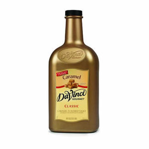 DaVinci Caramel Sauce (64oz)-Sauces-DaVinci Gourmet-Carry Out Supplies
