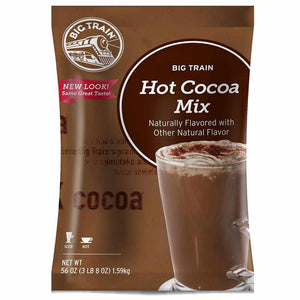 Hot Coco - Big Train Mix - Bag 3.5 pounds-Powdered Base-Big Train-Carry Out Supplies