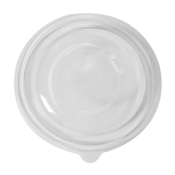 Karat 16oz Dome Plastic Salad Bowl Lid-Bowls & Plates-Restaurant Supply Drop-Carry Out Supplies