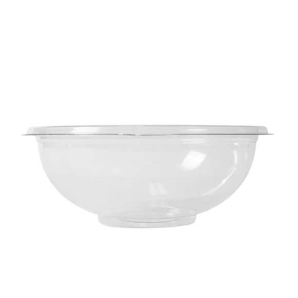 Karat 16oz Plastic Salad Bowl-Bowls & Plates-Restaurant Supply Drop-Carry Out Supplies