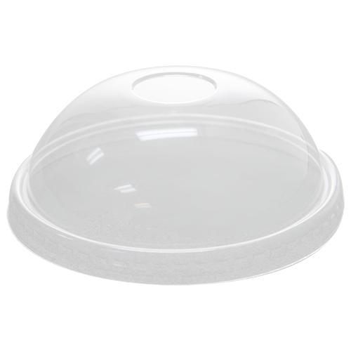 Karat 20oz PET Food Container Dome Lids (127mm) - 600 ct-To-Go Packaging-Karat-Carry Out Supplies