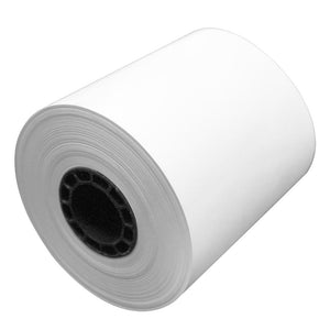 "Karat 2.25""x85' Thermal Paper Rolls - White - 50 ct-Host & Server Supplies-Karat-Carry Out Supplies"