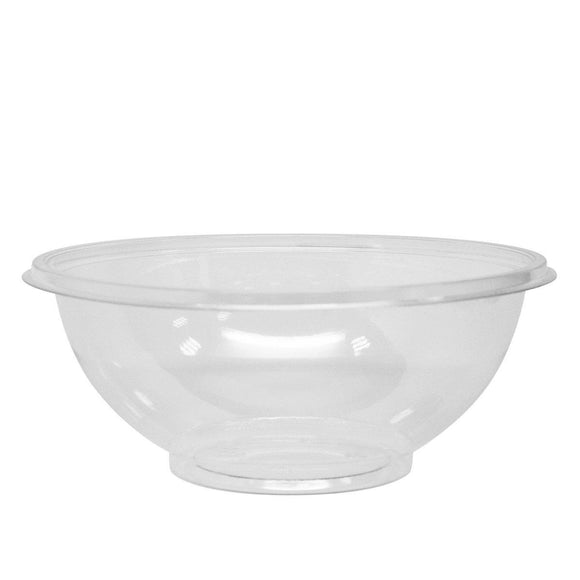 Karat 24oz PET Salad Bowl - 300 ct-Bowls & Plates-Karat-Carry Out Supplies