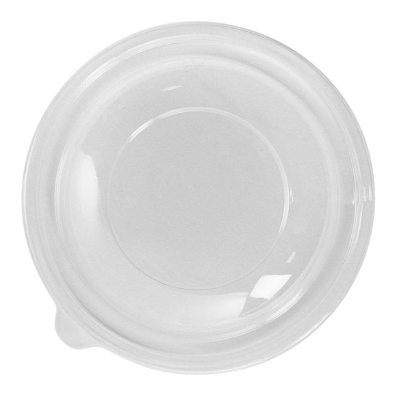 Karat 24oz PET Salad Bowl Dome Lids - 300 ct-Bowls & Plates-Karat-Carry Out Supplies