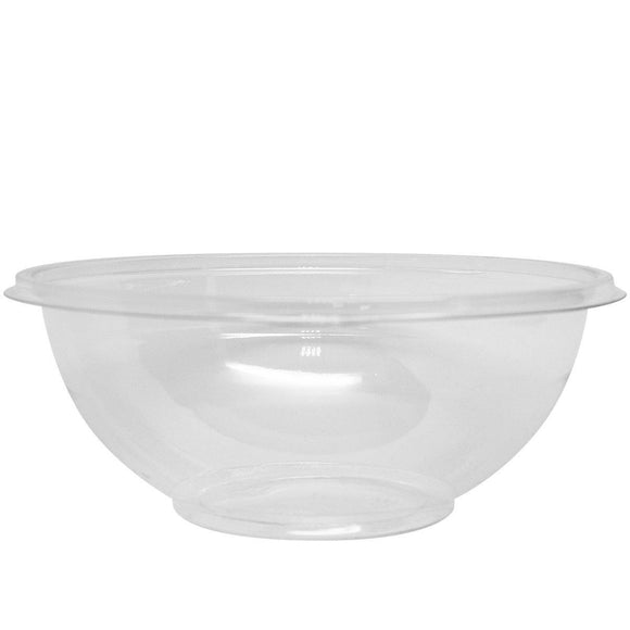 Karat 32oz PET Salad Bowl - 300 ct-Bowls & Plates-Karat-Carry Out Supplies