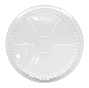 "Karat 7"" OPS Dome Lids for Foil Containers-To-Go Packaging-Karat-Carry Out Supplies"