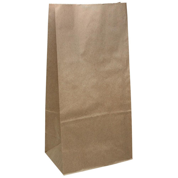 Karat 8lb Paper Bag - Kraft - 2,000 ct-To-Go Packaging-Karat-Carry Out Supplies