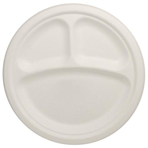 3-5 Compartment Paper Plates