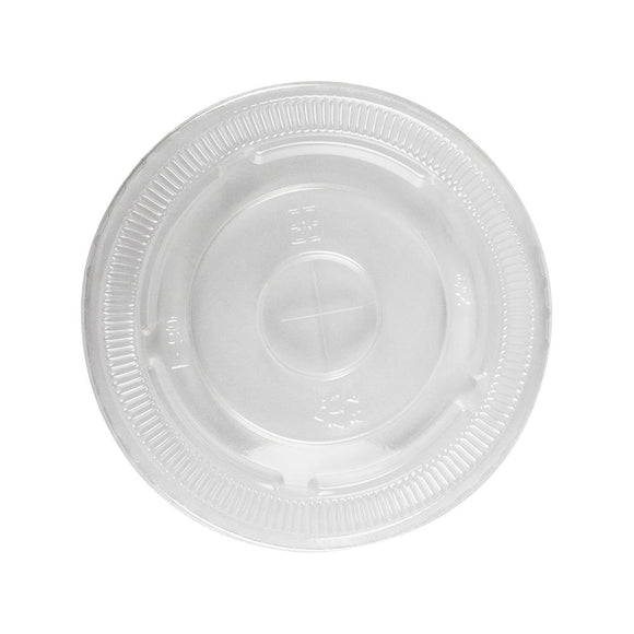 Karat Earth 12-22oz PLA Lids for Eco-Friendly Cold Cups (90mm) - 1,000 ct-Cups & Lids-Karat-Carry Out Supplies