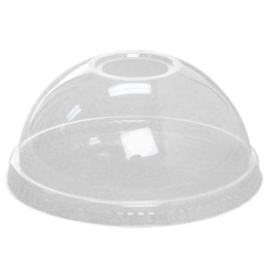 Karat Earth 12-24oz PLA Eco-Friendly Dome Lids (98mm) - 1,000 ct-Cups & Lids-Karat-Carry Out Supplies