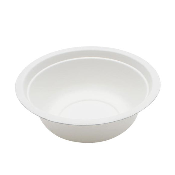 Karat Earth 12oz Compostable Bagasse Rice & Salad Bowls - 1,000 ct-Bowls & Plates-Karat-Carry Out Supplies