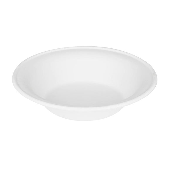 KARAT EARTH 24 OZ. ECO-FRIENDLY BAGASSE BOWLS - 800 CT - KE-BBW24-Bowls & Plates-Restaurant Supply Drop-Carry Out Supplies