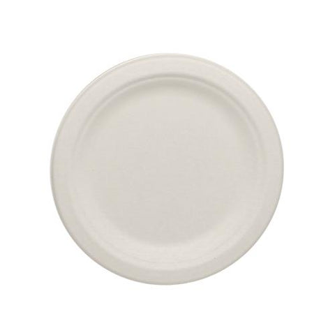Disposable Paper Plates - Compostable