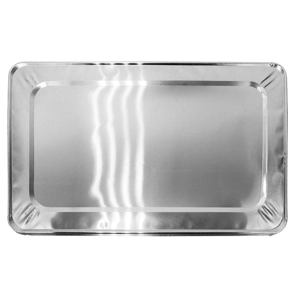 Karat Full Size Aluminum Foil Steam Table Pan Lids-Food Preparation-Karat-Carry Out Supplies