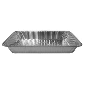 Karat Full Size Heavy-Duty Aluminum Foil Deep Steam Table Pans-Food Preparation-Karat-Carry Out Supplies
