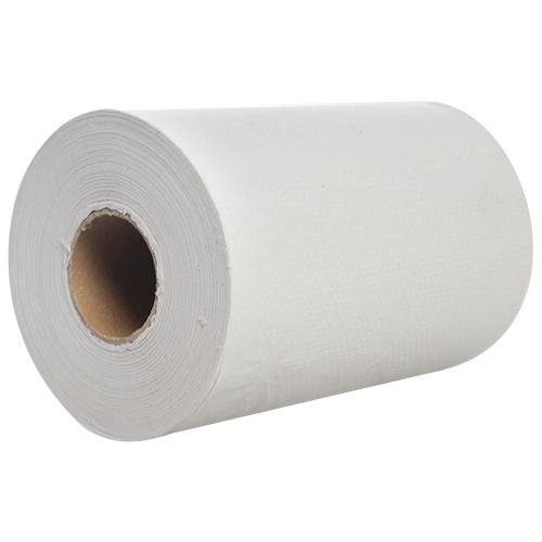 Karat Junior Paper Towel Rolls - White-Janitorial & Sanitation-Karat-Carry Out Supplies