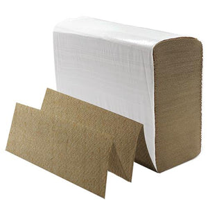 Karat Multifold Paper Towels - Kraft-Janitorial & Sanitation-Karat-Carry Out Supplies