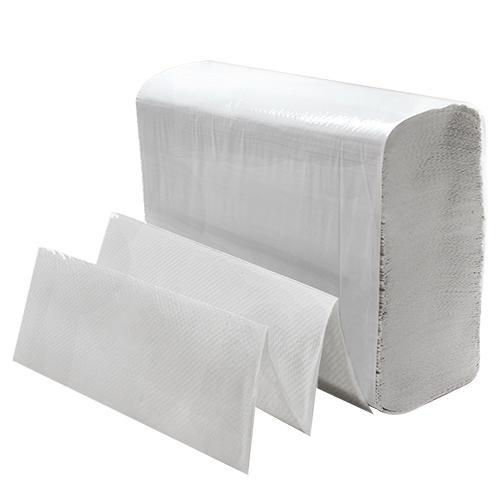 Karat Multifold Paper Towels - White-Janitorial & Sanitation-Karat-Carry Out Supplies