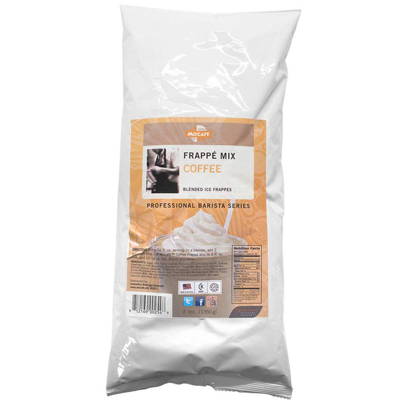 MoCafe Coffee Frappe Mix (3 lbs)-Powdered Base-MoCafe-Carry Out Supplies