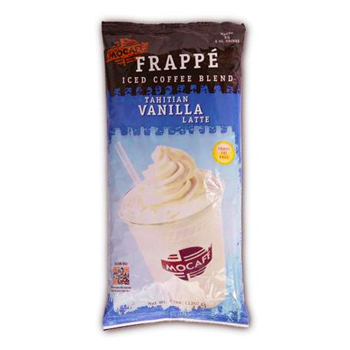 MoCafe Tahitian Vanilla Frappe Mix (3 lbs)-Powdered Base-MoCafe-Carry Out Supplies