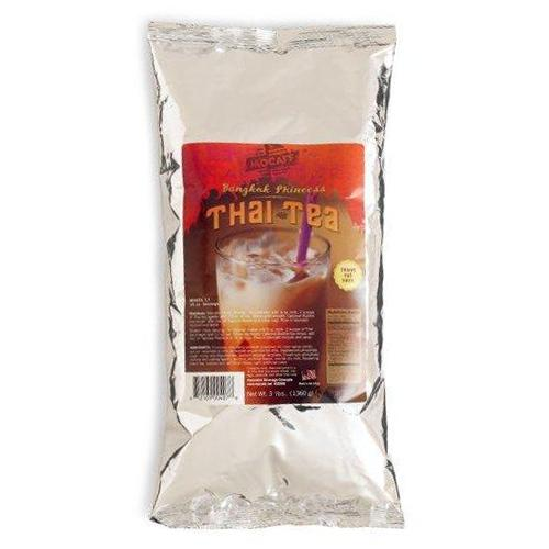 MoCafe Thai Tea Latte (3 lbs)-Powdered Base-MoCafe-Carry Out Supplies