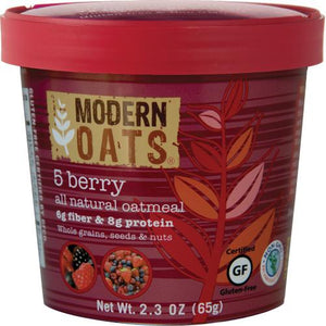 Modern Oats 5 Berry - 12 ct-Single Serving-Modern Oats-Carry Out Supplies
