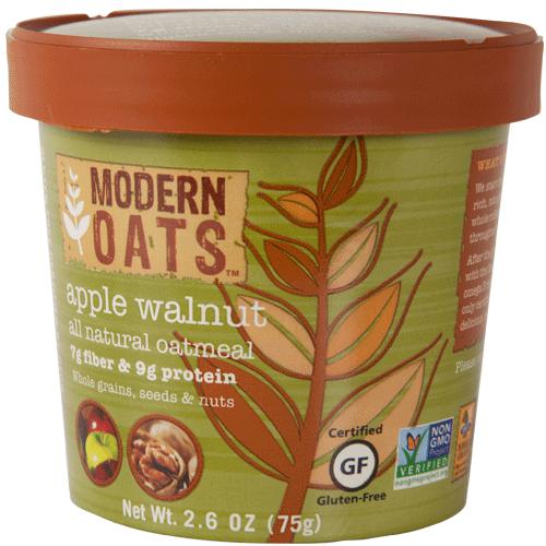 Modern Oats Apple Walnut - 12 ct-Single Serving-Modern Oats-Carry Out Supplies