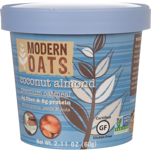 Modern Oats Coconut Almond - 6 ct-Single Serving-Modern Oats-Carry Out Supplies