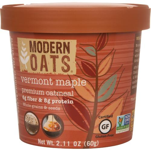 Modern Oats Vermont Maple - 6 ct-Single Serving-Modern Oats-Carry Out Supplies