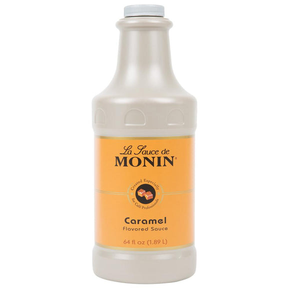 Monin Caramel Sauce (64oz)-Sauces-monin-Carry Out Supplies