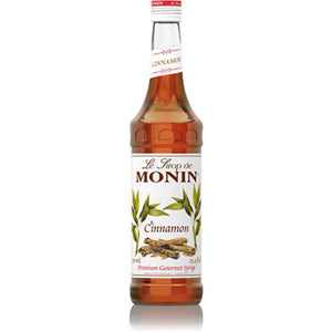 Monin Cinnamon Syrup Bottle - 750ml-Syrups-monin-Carry Out Supplies