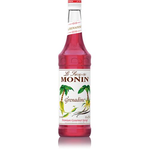 Monin Grenadine Syrup Bottle - 750ml-Syrups-monin-Carry Out Supplies