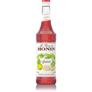 Monin Guava Syrup Bottle - 750ml-Syrups-monin-Carry Out Supplies