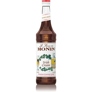 Monin Irish Cream Syrup Bottle - 750ml-Syrups-monin-Carry Out Supplies