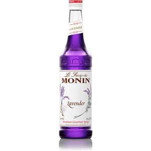 Monin Lavender Syrup Bottle - 750ml-Syrups-monin-Carry Out Supplies