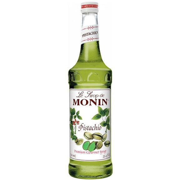 Monin Pistachio Syrup Bottle - 750ml-Syrups-monin-Carry Out Supplies