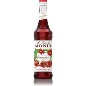 Monin Pomegranate Syrup Bottle - 750ml-Syrups-monin-Carry Out Supplies