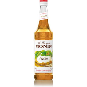 Monin Praline Syrup Bottle - 750ml-Syrups-monin-Carry Out Supplies