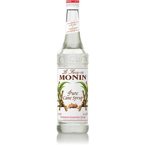 Monin Pure Cane Sweetener Syrup Bottle - 750ml-Syrups-monin-Carry Out Supplies