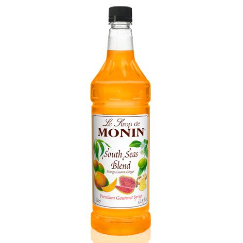 Monin South Sea Blend Syrup Bottle - 1 Liter-Syrups-monin-Carry Out Supplies