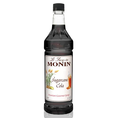 Monin Sugarcane Cola Syrup Bottle - 1 Liter-Syrups-monin-Carry Out Supplies