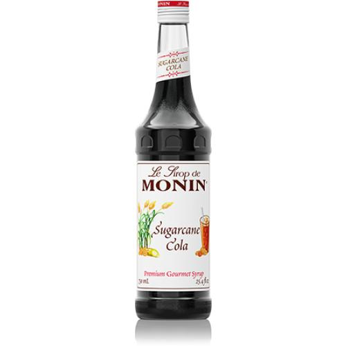 Monin Sugarcane Cola Syrup Bottle - 750ml-Syrups-monin-Carry Out Supplies