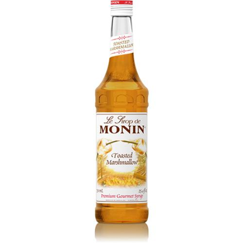 Monin Toasted Marshmallow Syrup Bottle - 750ml-Syrups-monin-Carry Out Supplies