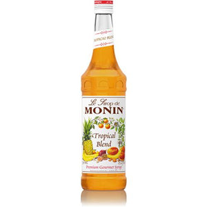 Monin Tropical Blend Syrup Bottle - 750ml-Syrups-monin-Carry Out Supplies