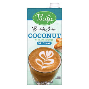 Pacific Barista Series Original Coconut Beverage (32oz)-Liquid Base & Purees-Pacific-Carry Out Supplies
