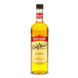Pineapple DaVinci Syrup Bottle - 750mL-Syrups-DaVinci Gourmet-Carry Out Supplies