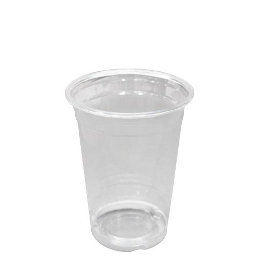 Plastic Cups - 10oz PET Cold Cups (78mm) - 1,000 ct-Cups & Lids-Karat-No Lids-Carry Out Supplies
